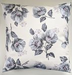 "Cushion Cover in Cath Kidston Wild Poppies 14"" 16"" 18"" 20"""